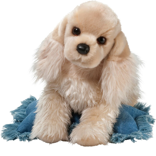 Douglas Curly Cocker Spaniel Plush Toy image number null