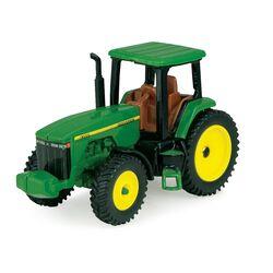 John Deere Modern Cab Tractor 1:64