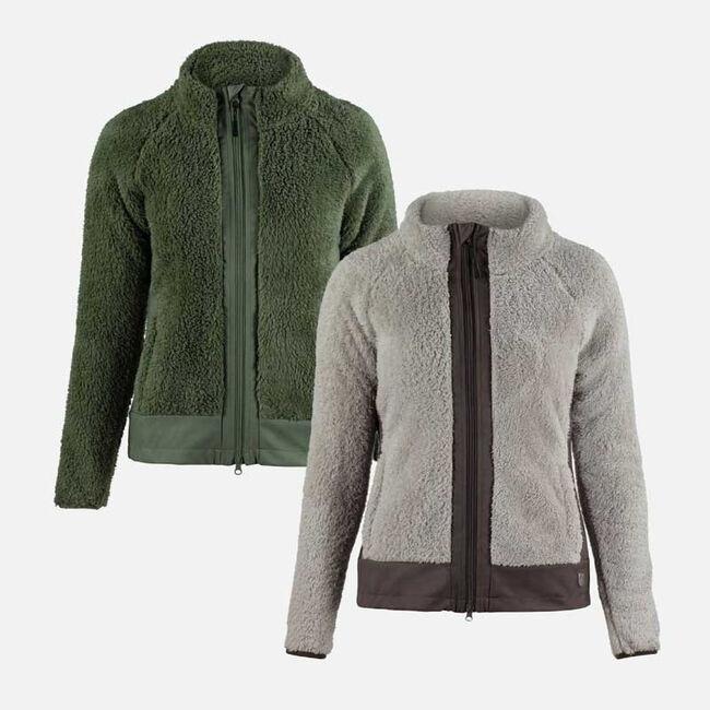 Horze Deanne Women's Softshell Fleece Jacket image number null