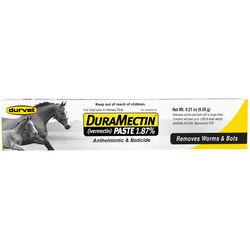Durvet DuraMectin (ivermectin) Paste 1.87% Single