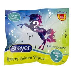 Breyer Stablemates Mystery Unicorn Surprise: Chasing Rainbows Blind Bag Series 2