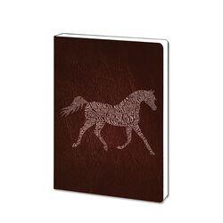 GT Reid Eco Journal - Horse Typography
