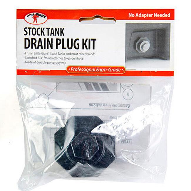 Stock Tank Drain Plug Kit image number null