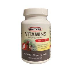 Durvet Vitamins & Electrolytes 100 gm