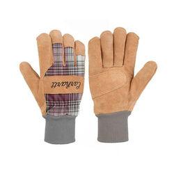 Carhartt Suede Knit-Cuff Work Glove