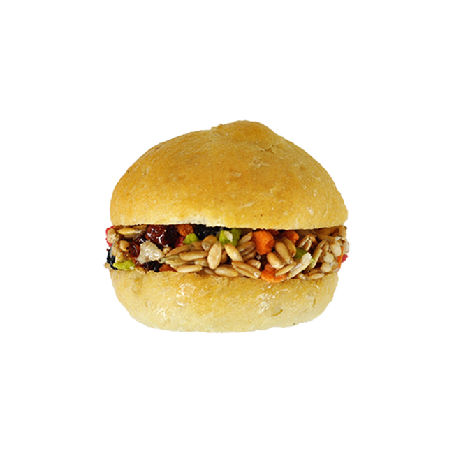 Vitapol Vitaburger Vegetable Snack for Small Animals image number null