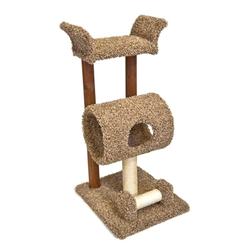 Lounge Around-N-Scratch Cat tower