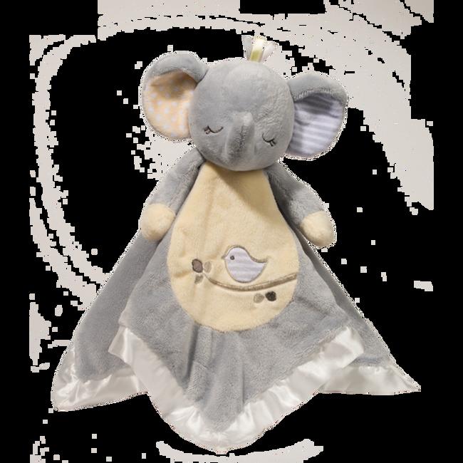 Douglas Elephant Snuggler Plush Toy image number null