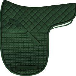 PRI Double Back Cotton Quilted Contour Dressage Pad