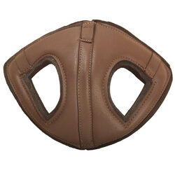 Tory Leather Deluxe Head Bumper