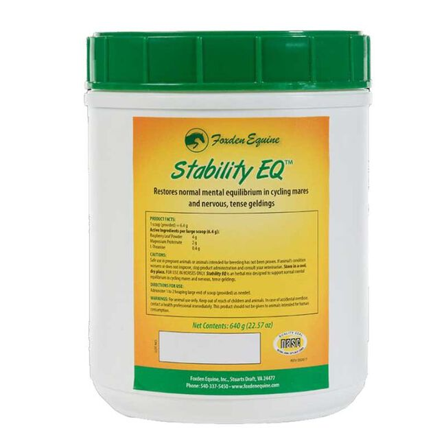 Foxden Equine Stability EQ  image number null