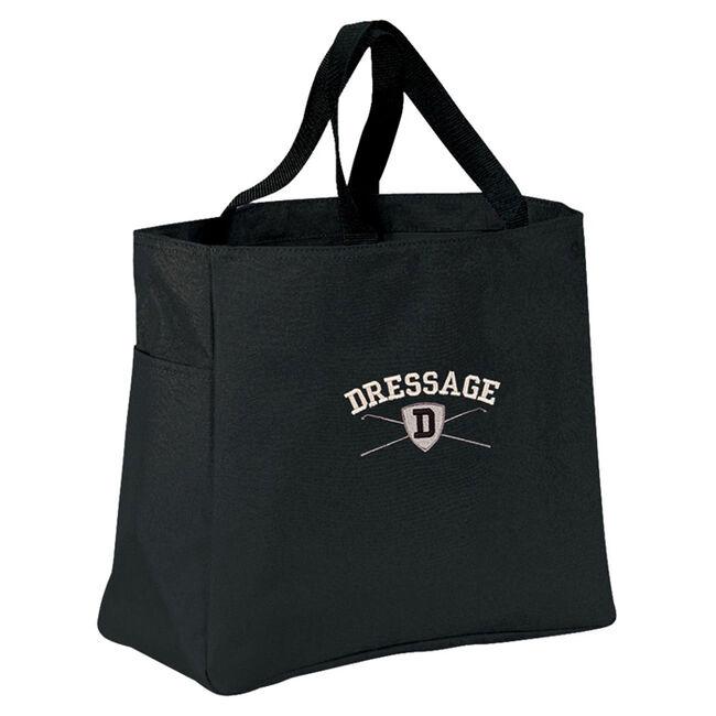 Stirrups Dressage Tote Bag image number null