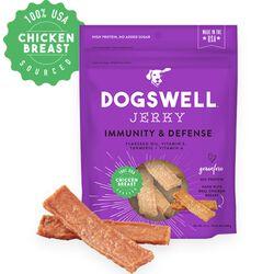 Dogswell Immunity & Defense Chicken Jerky Dog Treat 12 oz