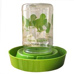 Lixit Chick Feeder/Waterer