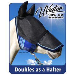 Kensington UViator Protective Mask with Nose and Ears – 90% UV Protection