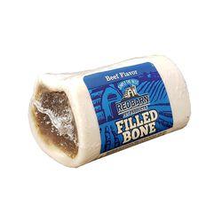 Redbarn Beef Filled Bone Dog Treat - Small
