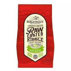 Stella & Chewy's Raw Coated Whole Grain Duck Kibble 3.5 lb