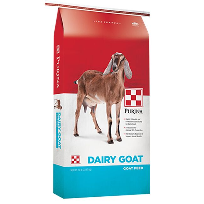 Purina Dairy Goat Parlor 18 image number null