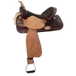 High Horse Eden Barrel Saddle
