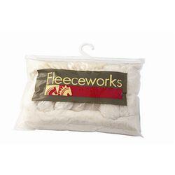 Fleeceworks Sheepskin Halter Set