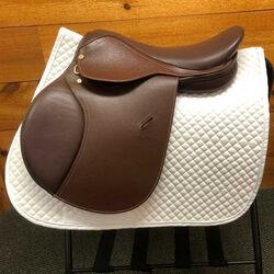 Used Paris Tack Jump Saddle