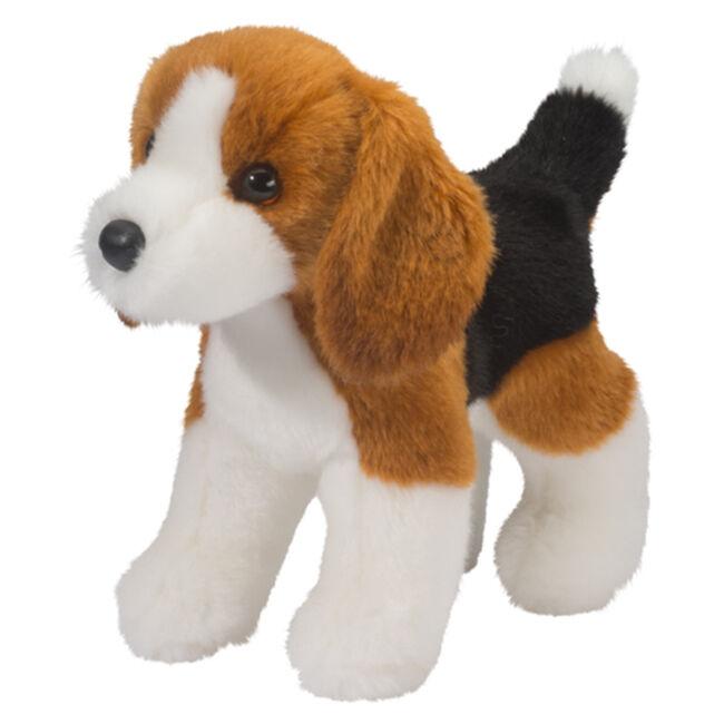 Douglas Dellwood Beagle Plush Toy image number null