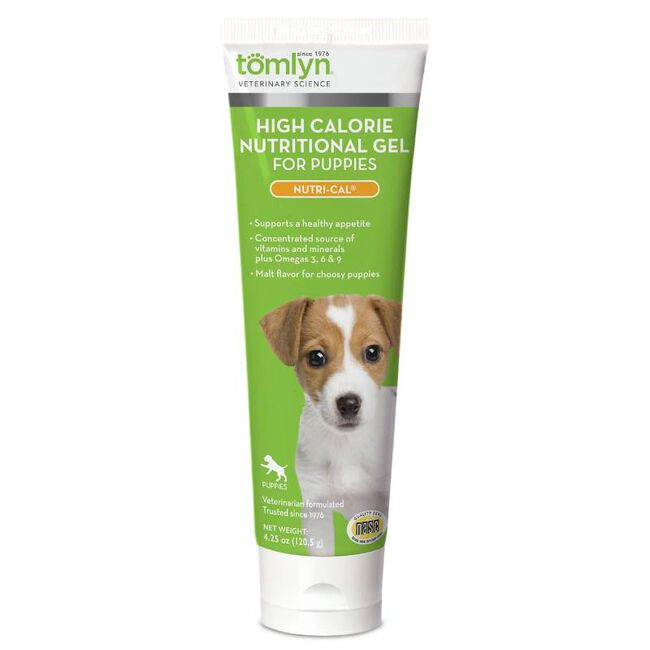 Tomlyn Nutri-Cal High Calorie Nutritional Gel for Puppies image number null