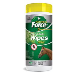 Manna Pro Nature's Force Face and Body Wipes