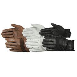 Horze Women's Leather Mesh Gloves