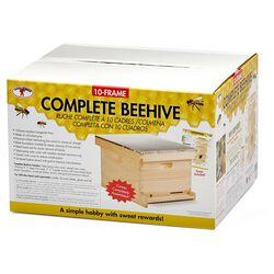 10 Frame Complete Bee Hive