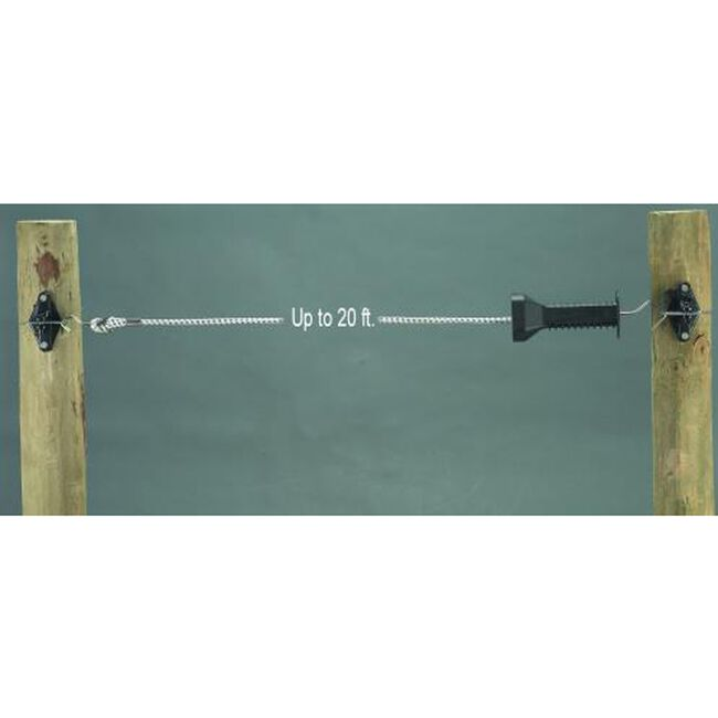 Dare Bungee Style Electric Fence Gate image number null