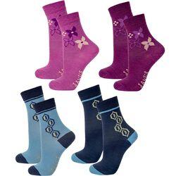 Janus Kids' Socks Wool Blend 2 Pack