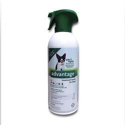 Bayer Advantage Flea and Tick Spray for Dogs