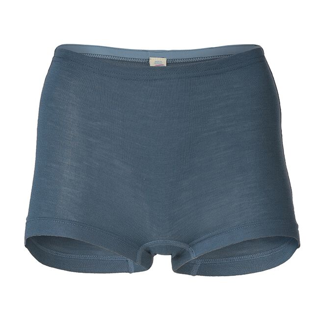 Engel Women's Wool Shorts - Blue image number null