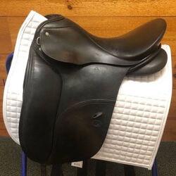 Used Schleese Ostergard Dressage Saddle