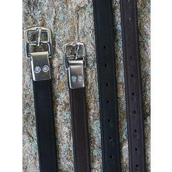 KL Select  Black Oak Riveted Calf Lined Leathers