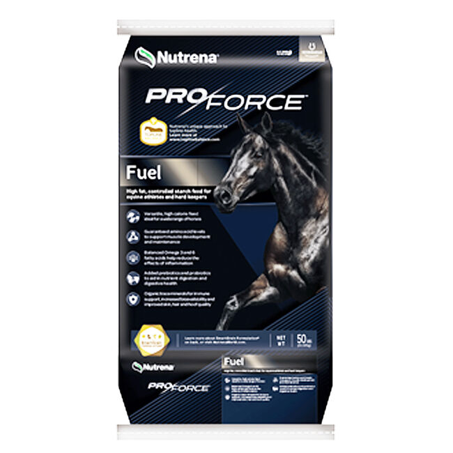 Nutrena ProForce Fuel Horse Feed  image number null