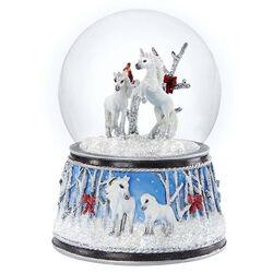 Breyer Enchanted Forest Snow Globe