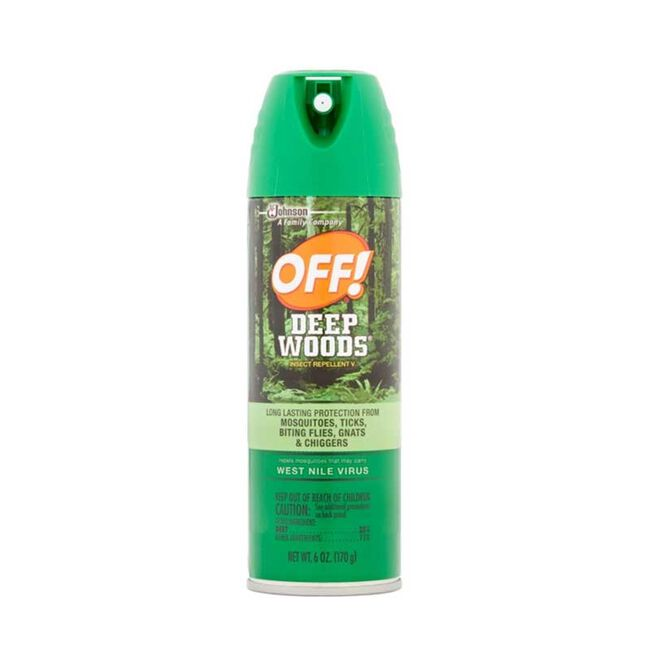 Off! Deep Woods 6 oz  image number null