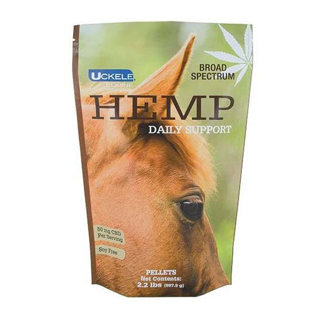 Uckele Hemp Daily Support 2.2 lb  image number null