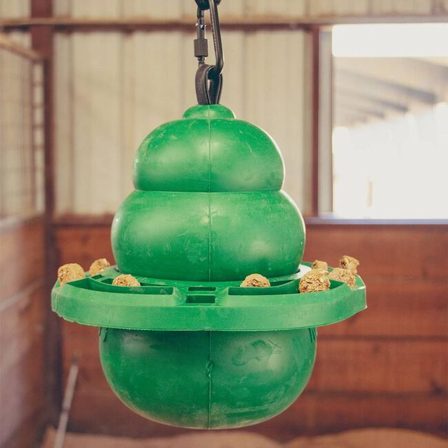 Kong Equine Hanging Toy Kit with Treat Ring image number null