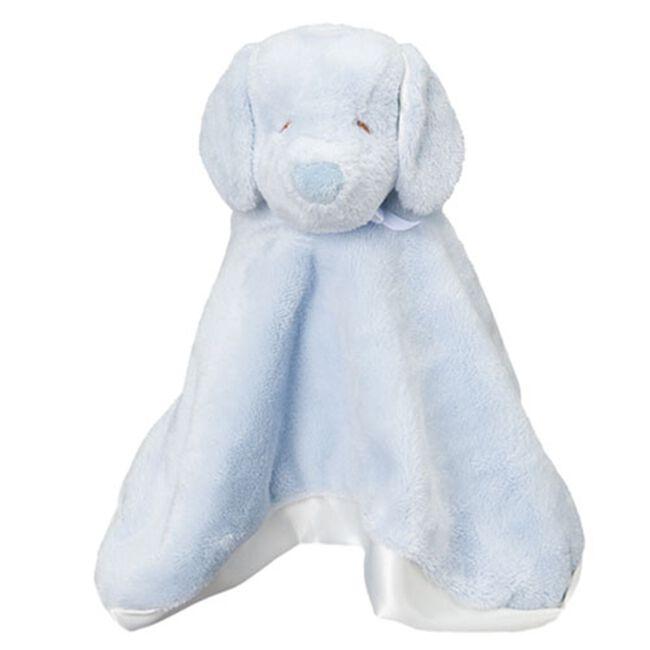 Douglas Blue Dog Snuggler Plush Toy image number null