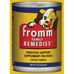 Fromm Family Remedies Digestive Support Supplement for Dogs - Chicken Formula