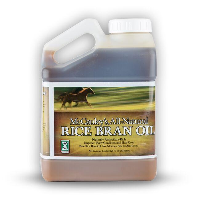 McCauley's® All-Natural Rice Bran Oil - 1 gal. image number null