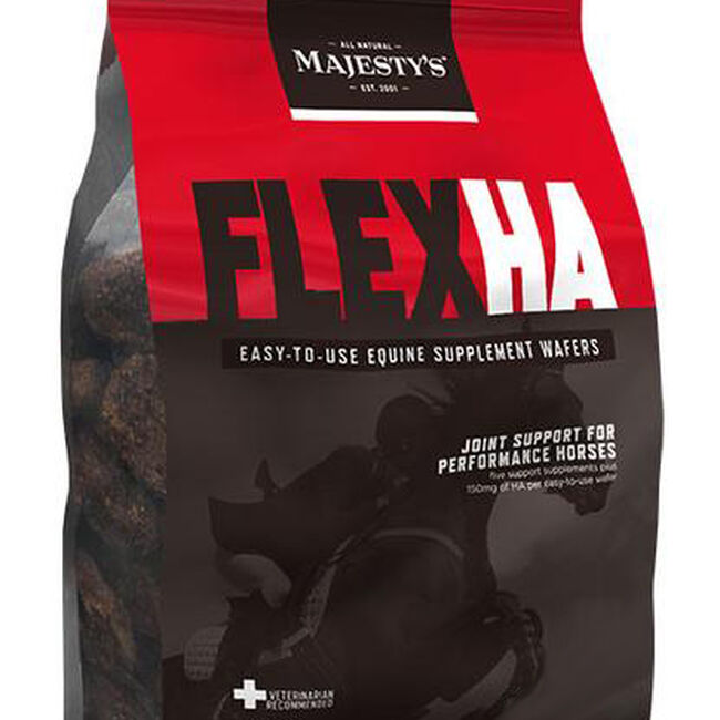 Majesty's Flex HA Wafers 30 Day supply image number null