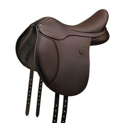 Arena Wide All Purpose Saddle by Bates