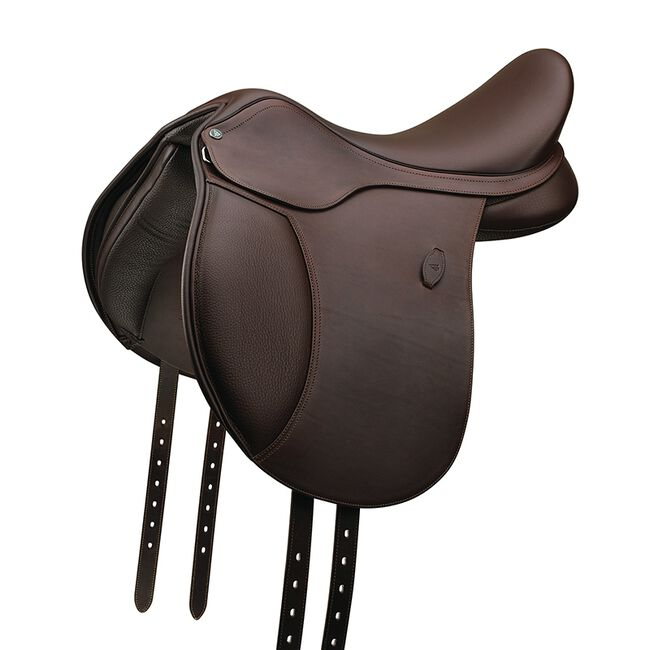 Arena Wide All Purpose Saddle by Bates image number null