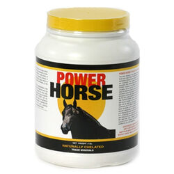 Power Horse Naturally Chelated Trace Minerals