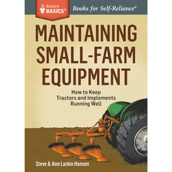 Maintaining Small Farm Equipment