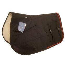 Toklat English Trail Pad with Pockets - Black